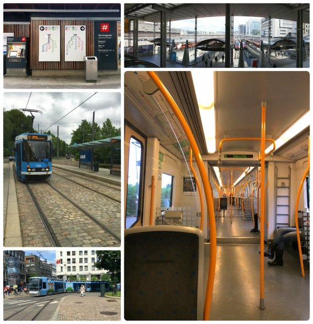 City Guide to Oslo, Norway: Part 1   Public Transportation ...